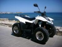 Quad 200cc