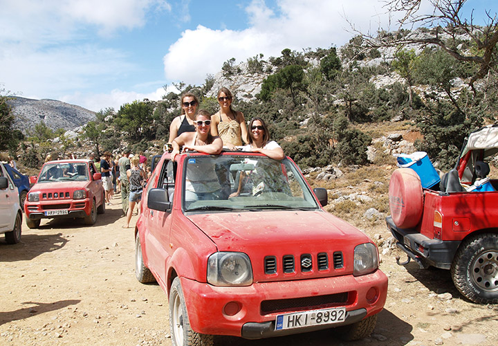 Jeep Safari Lassithi