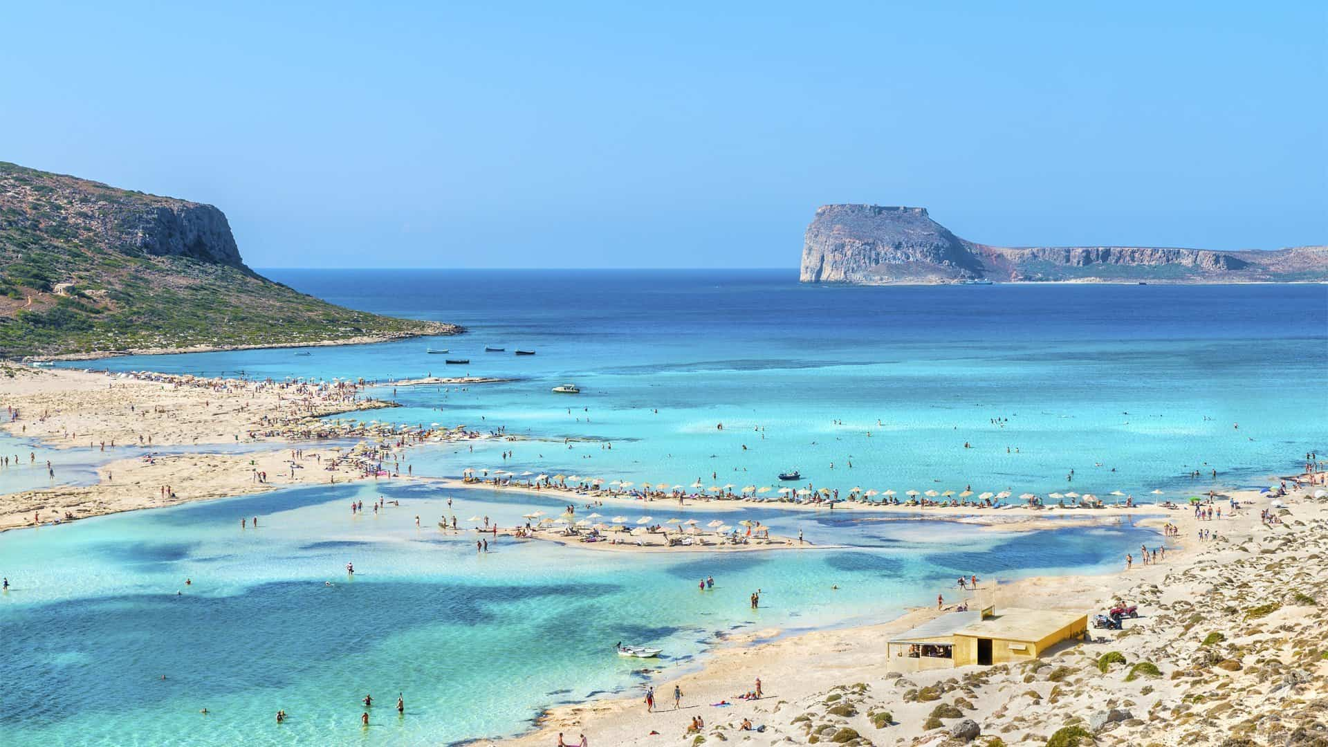 Crete named one of the Top 5 Destinations in the world for 2019